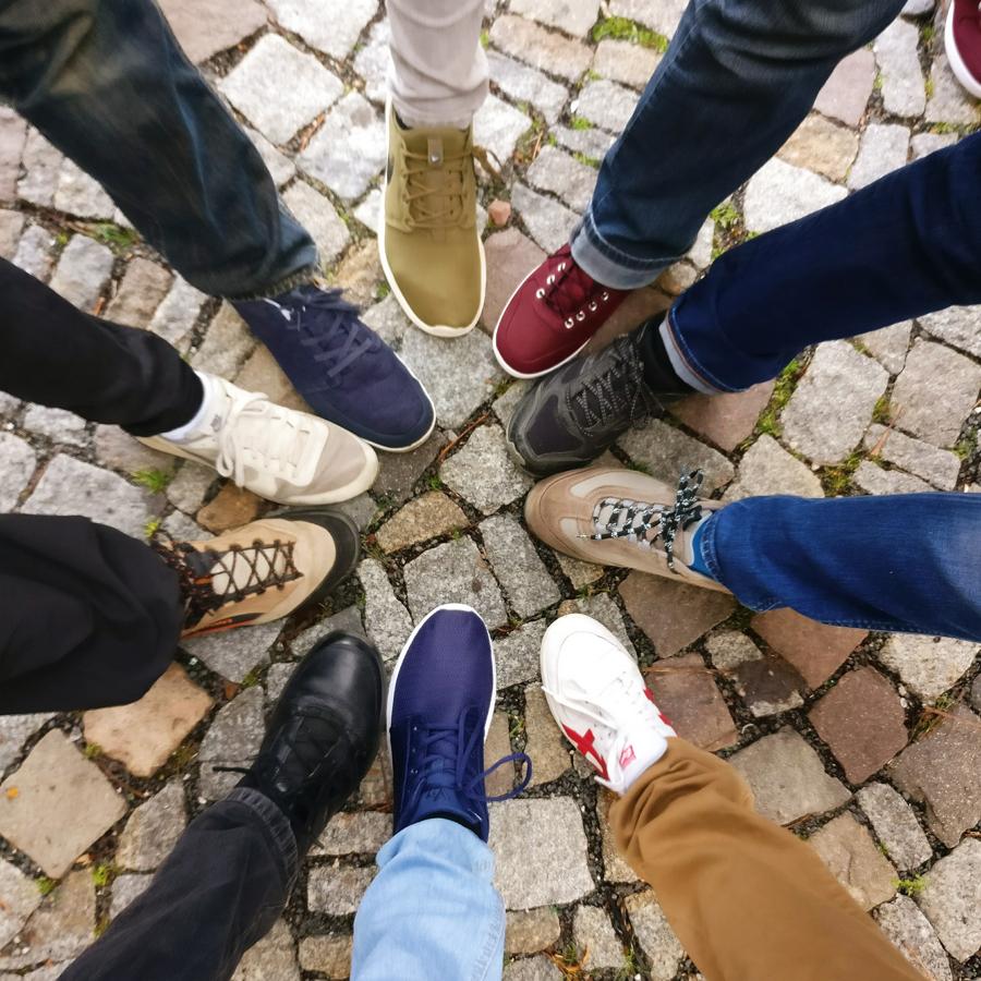 shoe diversity